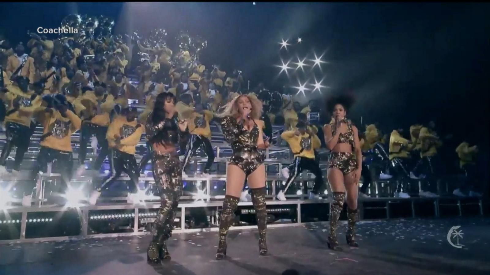 Beyonce at Coachella: All of the hidden meanings explained