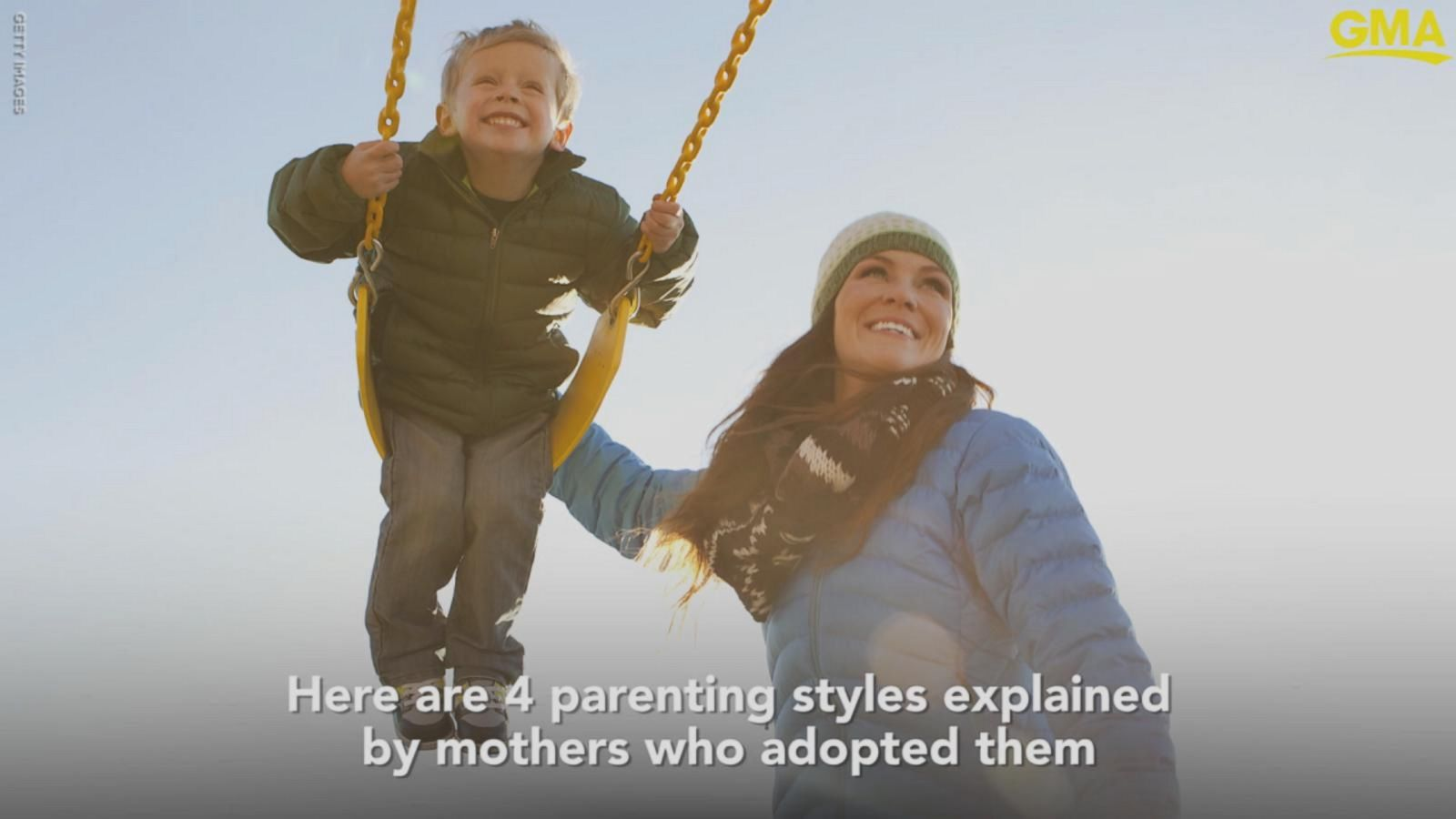 Free Range To Elephant Parenting How To Find The Right Parenting Style For You Gma