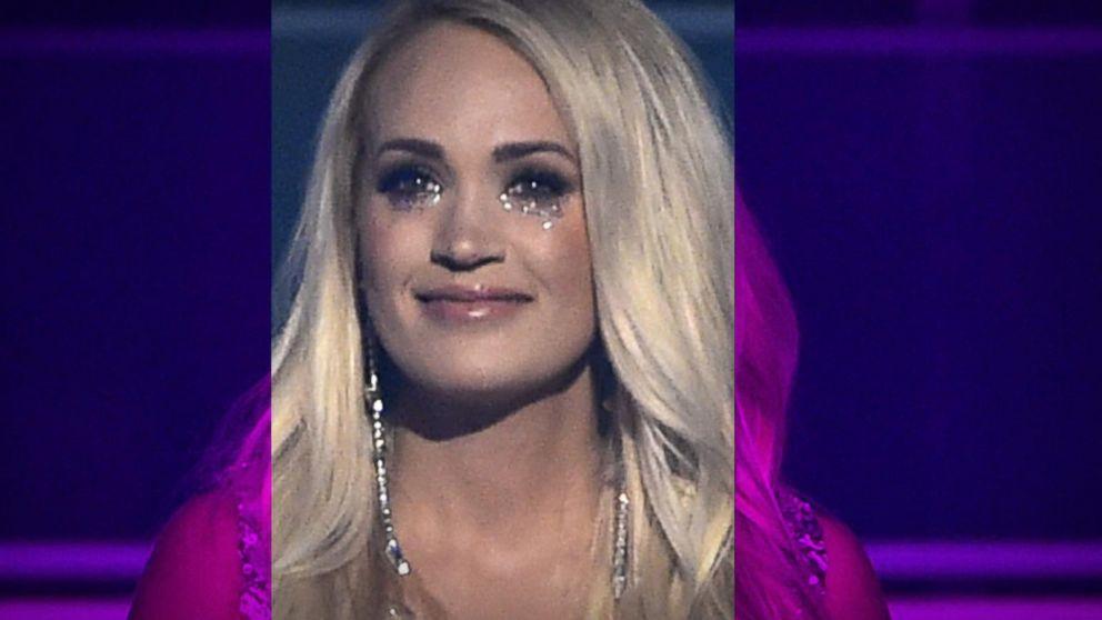 Gma 992 Carrie Underwood Face