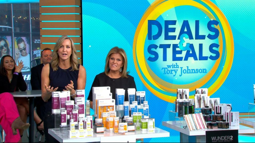good morning america show deals and steals