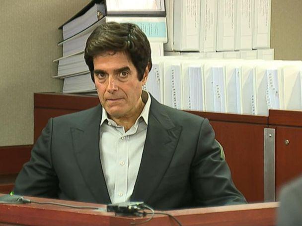 WATCH:  David Copperfield reveals illusion under oath