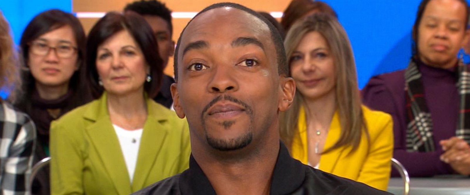 VIDEO: 'GMA' Hot List: Anthony Mackie teases Mark Ruffalo as an 'institution of trouble'