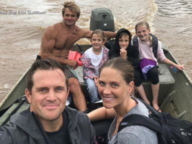 WATCH: Pro surfer saves lives amid torrential Hawaii rain