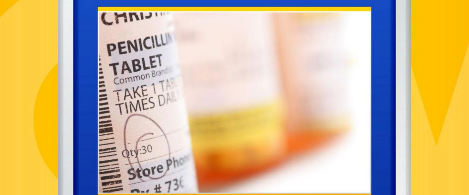 VIDEO: Are you actually allergic to penicillin?