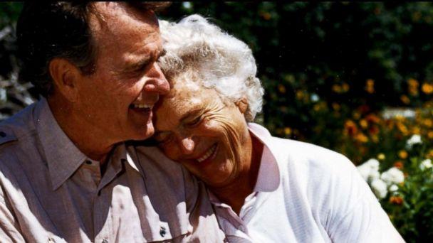 Nation says goodbye to first lady Barbara Bush