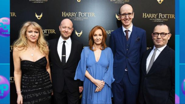 'Harry Potter' opens on Broadway to rave reviews