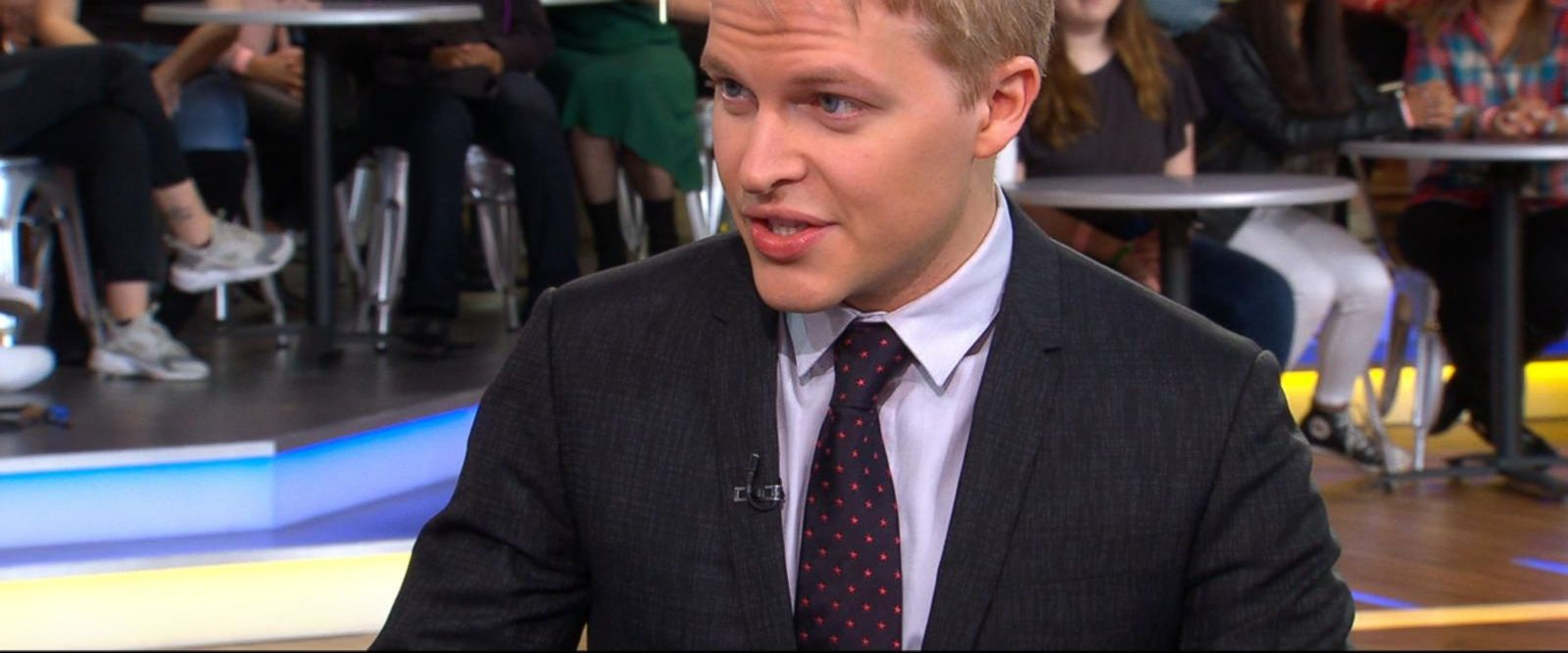 VIDEO: Ronan Farrow opens up about his new book live on 'GMA'