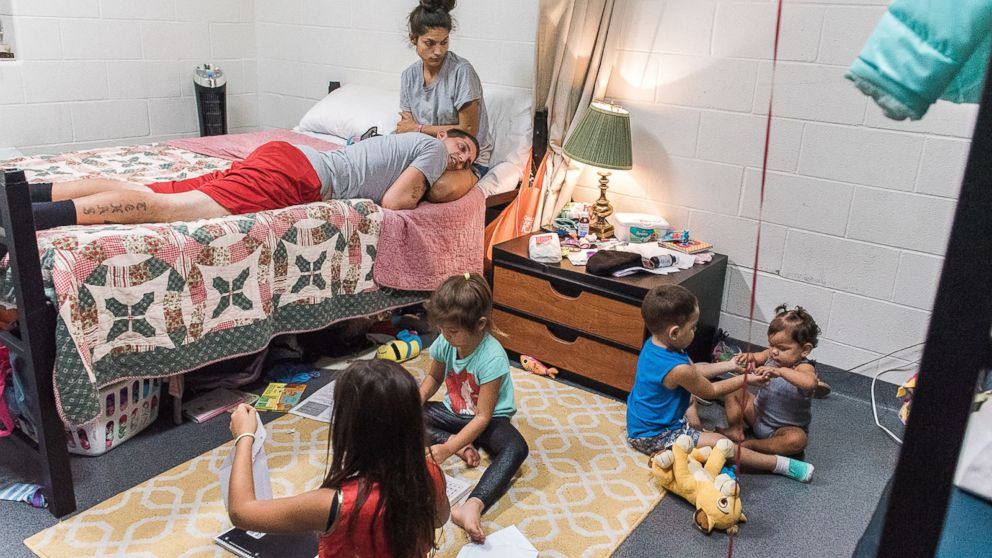 Mom living in shelter shares challenges and joys