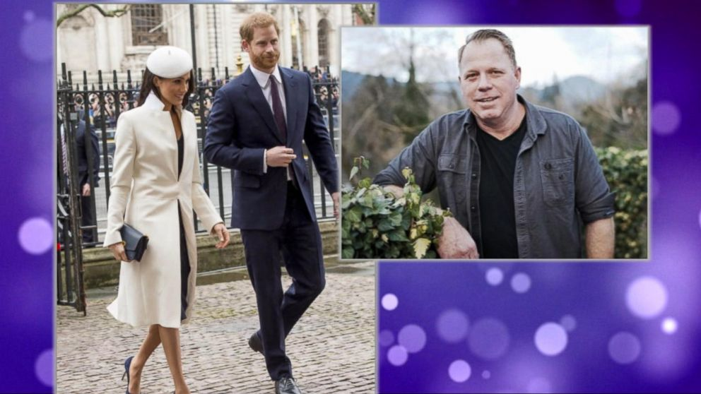 Meghan Markle's half-brother pens open letter to Harry ...