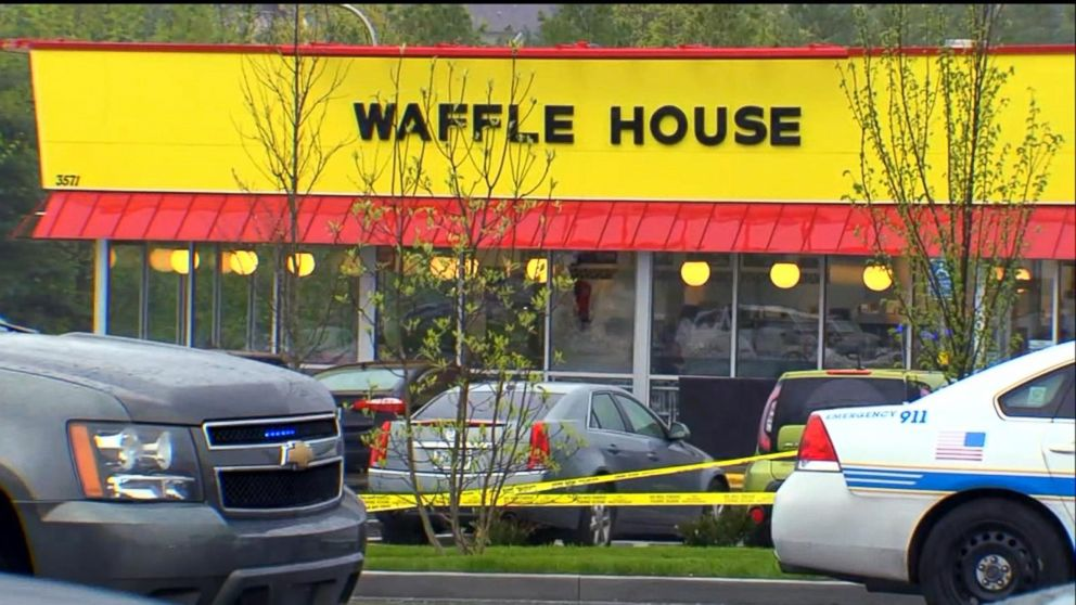 Police dispatched to wrong Waffle House address after mass shooting