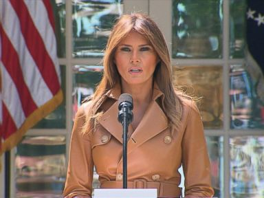 WATCH: First lady launches 'BE BEST' campaign
