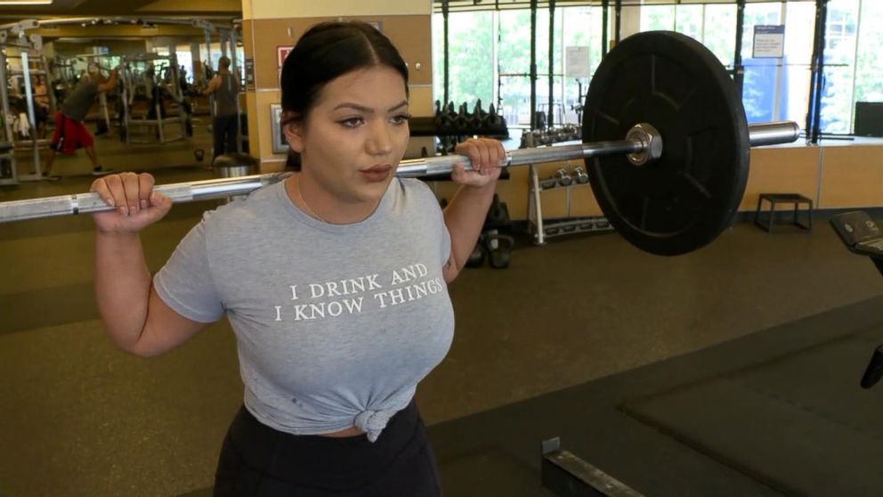 VIDEO: Inside the #GainingWeightIsCool fitness trend