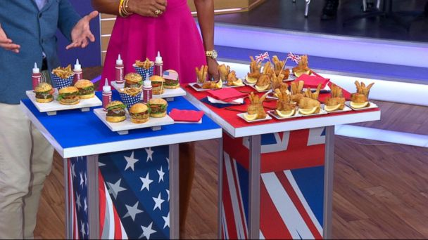 Video What To Serve At Your Royal Wedding Viewing Party