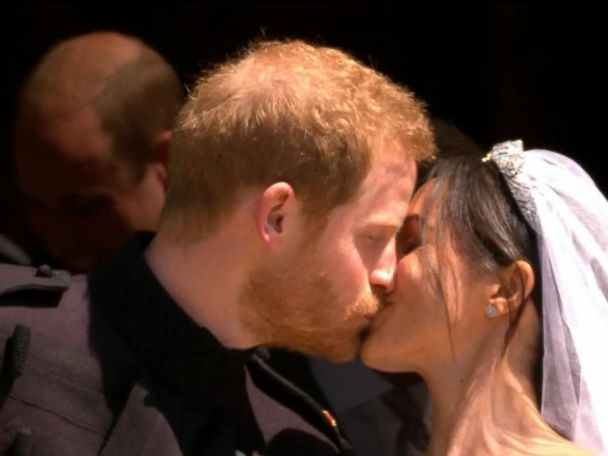 WATCH:  New details from the reception and parties following the royal wedding