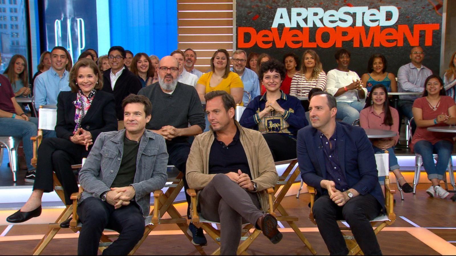 Will there be an \'Arrested Development\' musical? Jason Bateman opens ...
