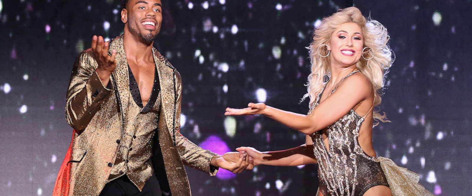 VIDEO: Rashad Jennings offers advice on how to succeed in dancing and in life
