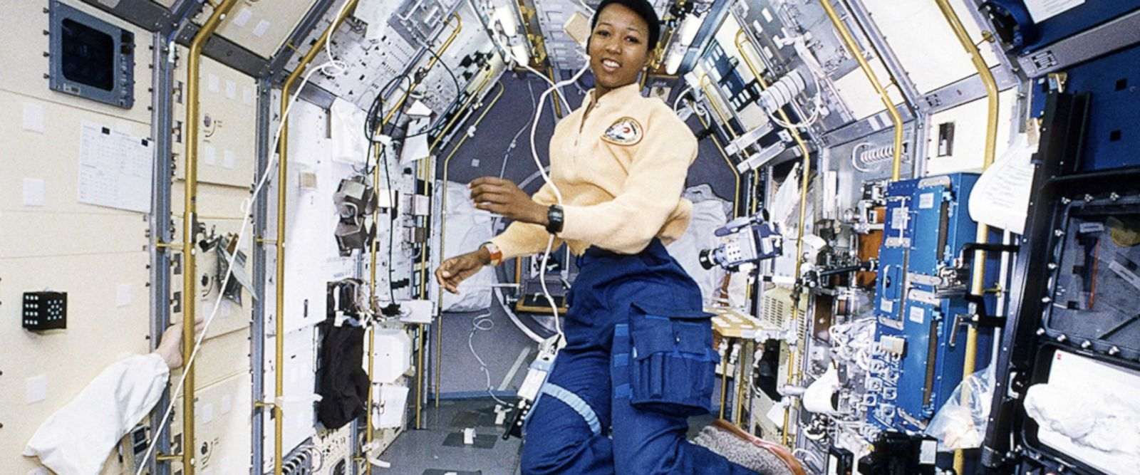 VIDEO: Girls ask Dr. Mae Jemison about space