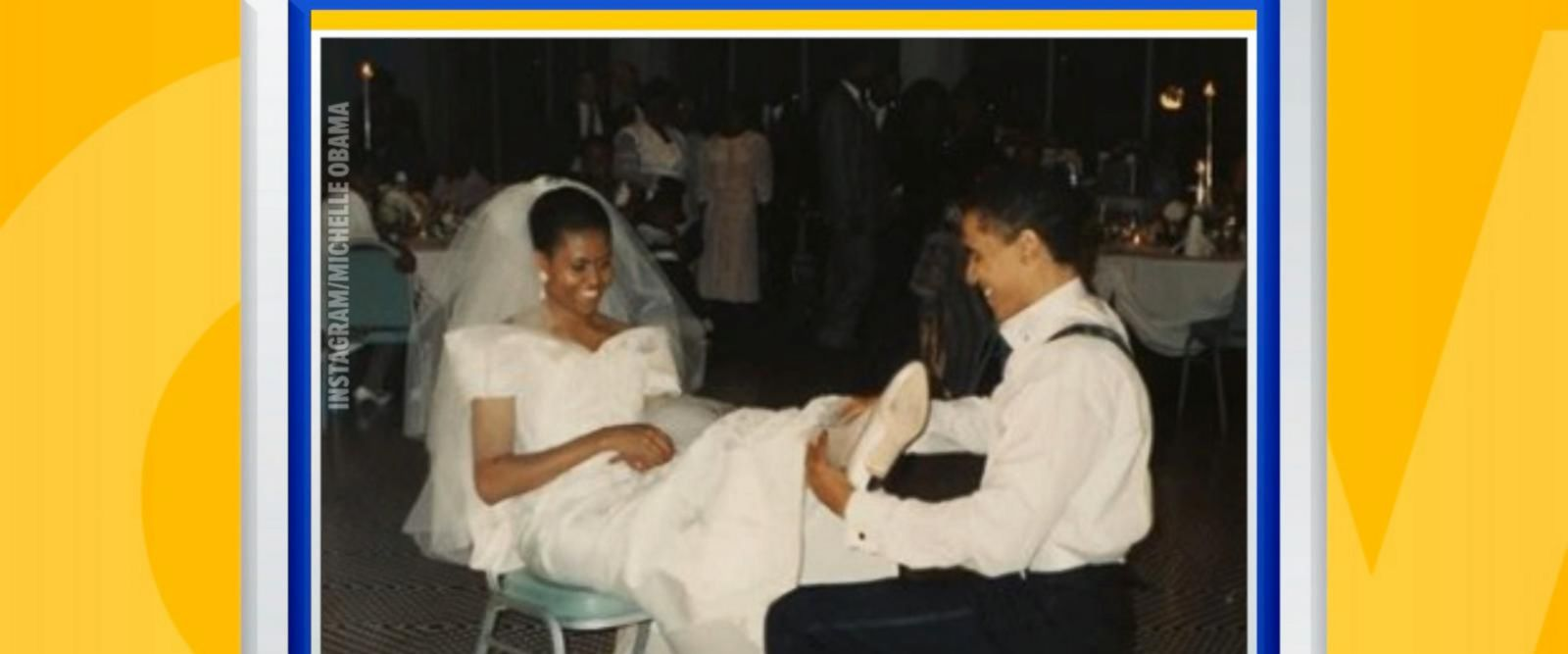VIDEO: Michelle Obama shares throwback pics