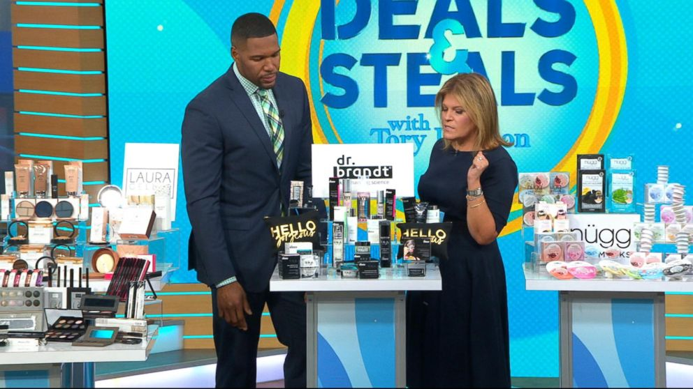 'GMA' Deals and Steals: Must-have beauty products Video ...