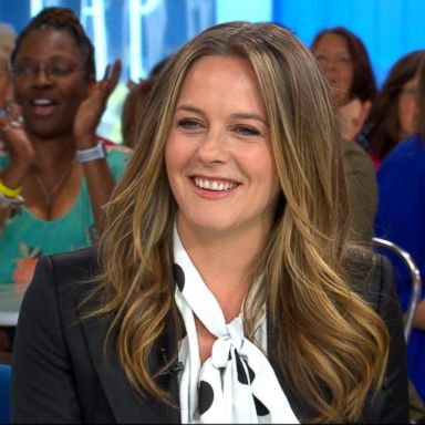 Alicia Silverstone opens up about 'American Woman' on 'GMA'