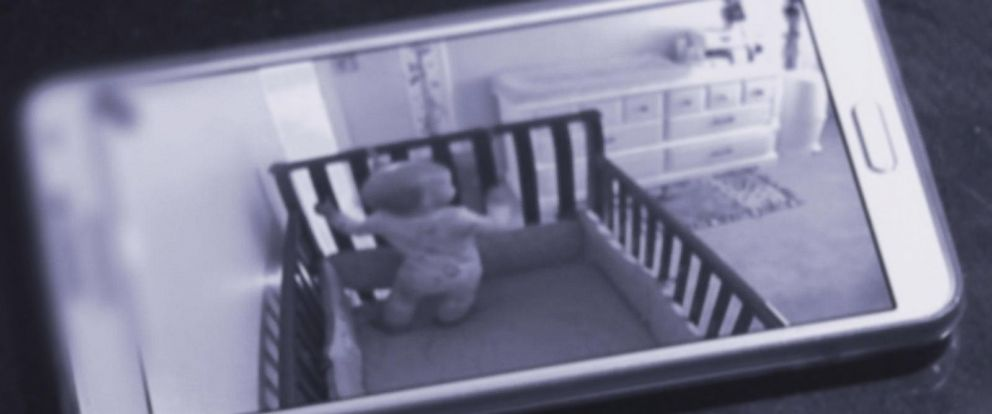 VIDEO: Woman claims baby monitor was hacked