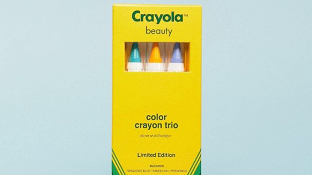 564d7026503 Crayola released a makeup line and it is everything we've been ...