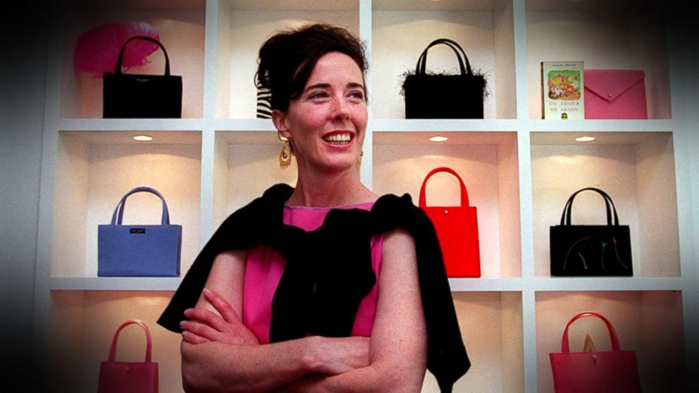 d0636a7d391c Kate Spade  sounded happy  before her suicide  How depression can be ...