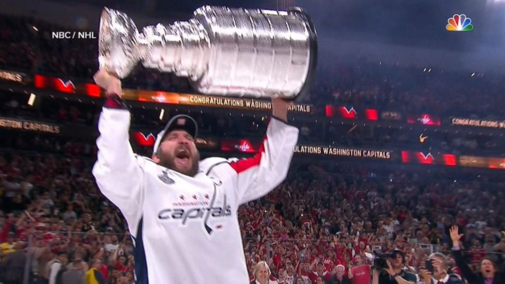 Image result for capitals win stanley cup