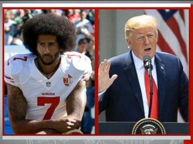 WATCH: Colin Kaepernick's lawyers expected to subpoena Trump