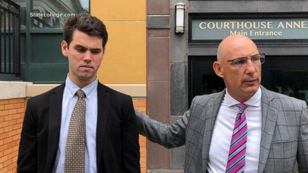 Ex-frat member pleads guilty in hazing death