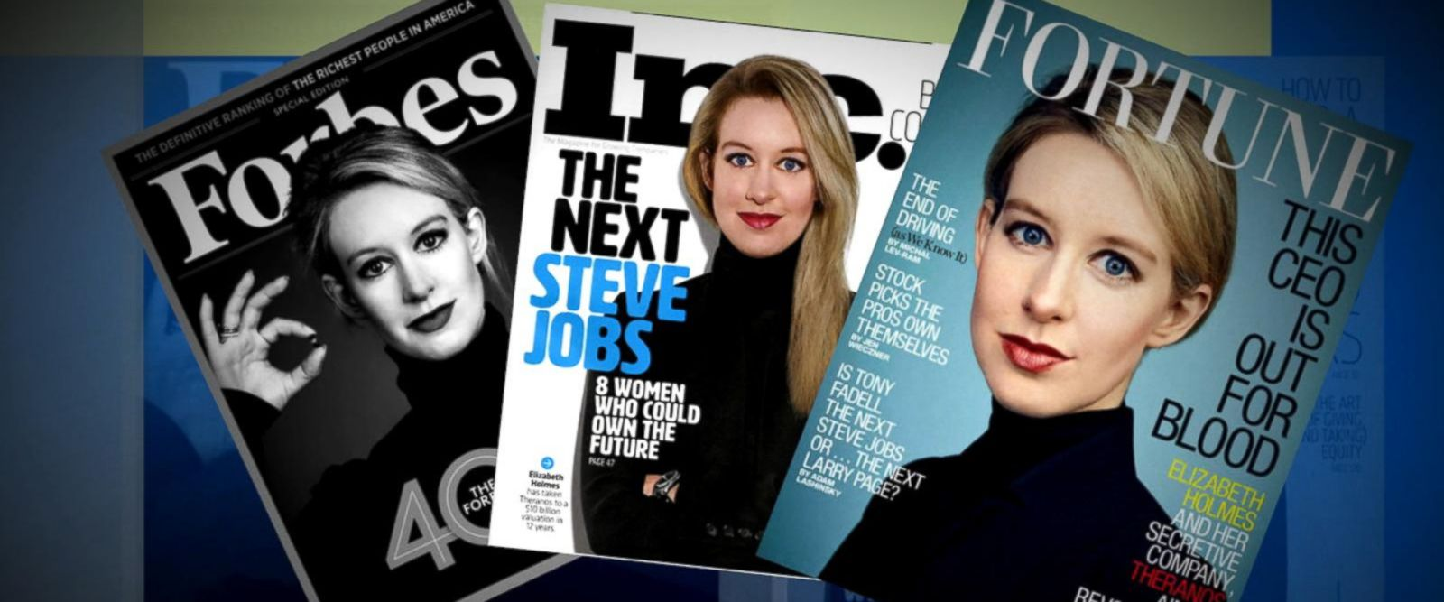VIDEO: Theranos CEO faces criminal charges