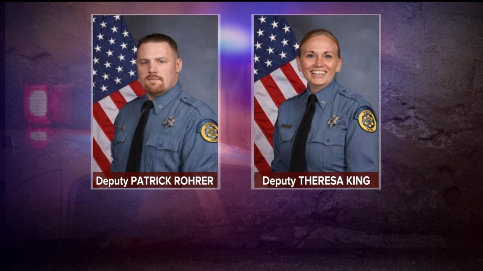 1 deputy shot dead, another critically injured when inmate