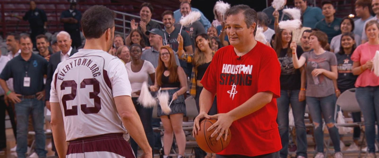VIDEO: Jimmy Kimmel goes one-on-one again with Ted Cruz
