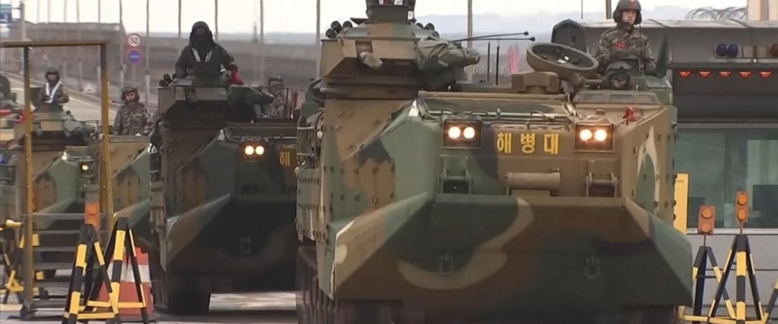 VIDEO: US, South Korea suspend joint military exercise