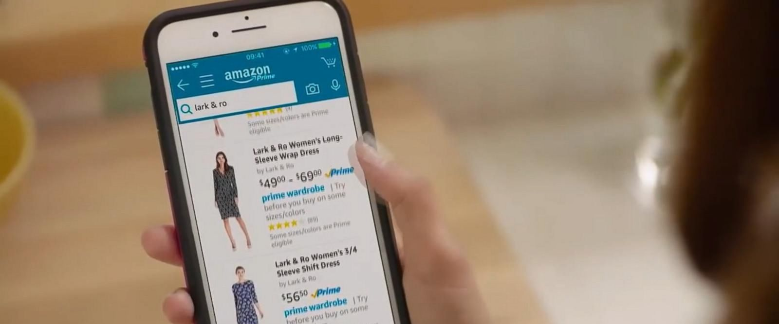 VIDEO: First look at Amazon's new online shopping experience