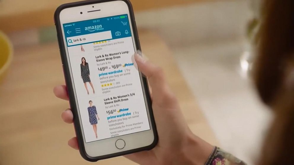 First look at Amazon's new online shopping experience