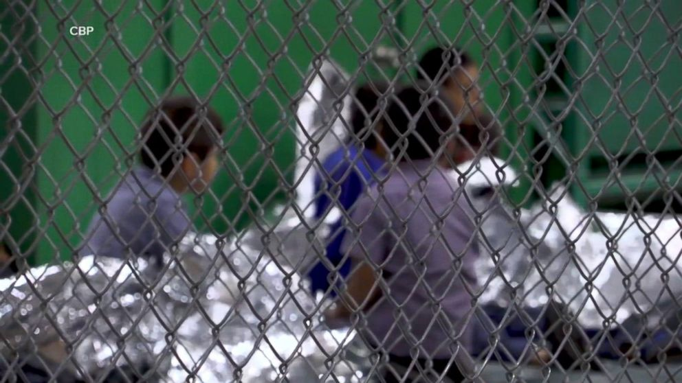 Image result for children in cages 2018
