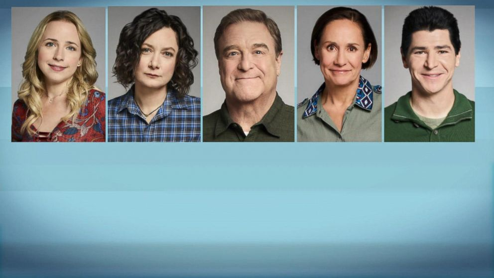 New Roseanne Show 2020.Roseanne Spinoff The Conners To Premiere This Fall Without Roseanne Barr