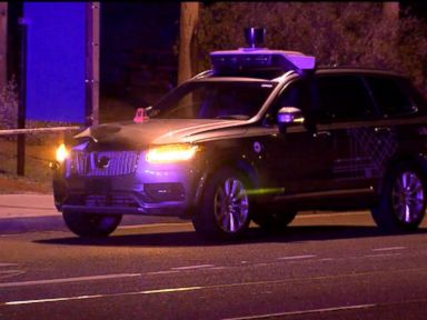 WATCH:  Bodycam video reveals new details of deadly Uber self-driving car accident