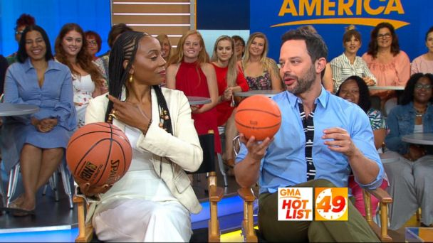 'GMA' Hot List: Nick Kroll discusses his wardrobe malfunction on 'Jimmy Kimmel Live!'