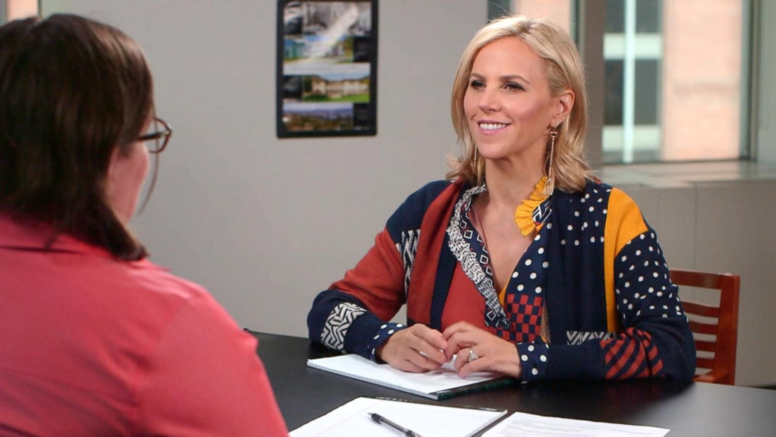02bc4ae197b Tory Burch shares advice for moms re-entering the workforce Video - ABC News