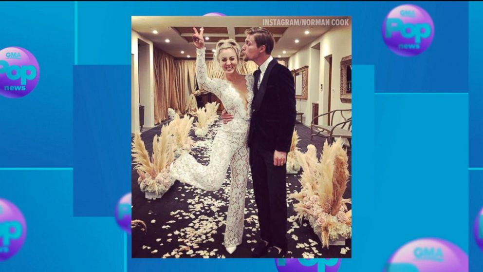 f50c111fb0e  Big Bang Theory  star Kaley Cuoco marries Karl Cook