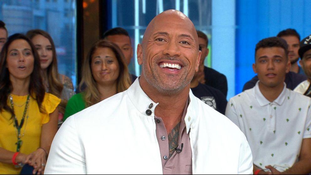 Dwayne Johnson marries Lauren Hashian in secret Hawaiian wedding