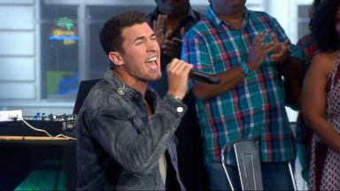 Timeflies performs 'Be Easy' live on 'GMA' Video