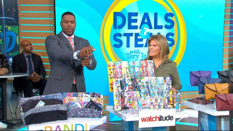 Gma Deals And Steals On Must Have Summer Accessories Video Abc News