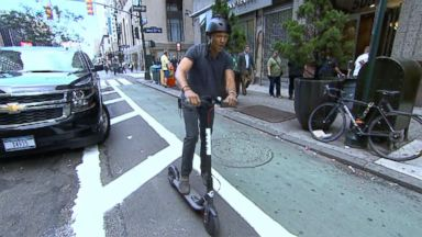 Popular mode of transportation causes much debate Video 180712 gma holmes 0747 hpMain 16x9 384