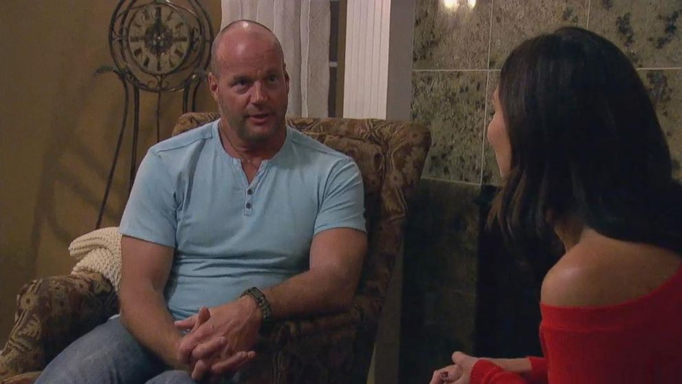 the bachelorette preview coltons father puts becca in