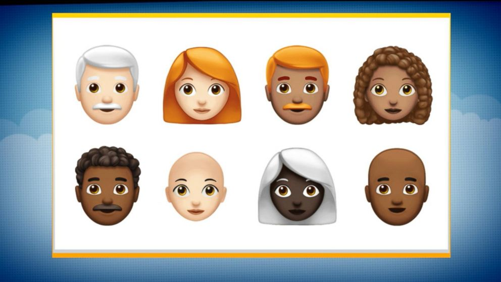 Outstanding 70 New Emojis Are Coming Soon Including More Hairstyles Download Free Architecture Designs Scobabritishbridgeorg