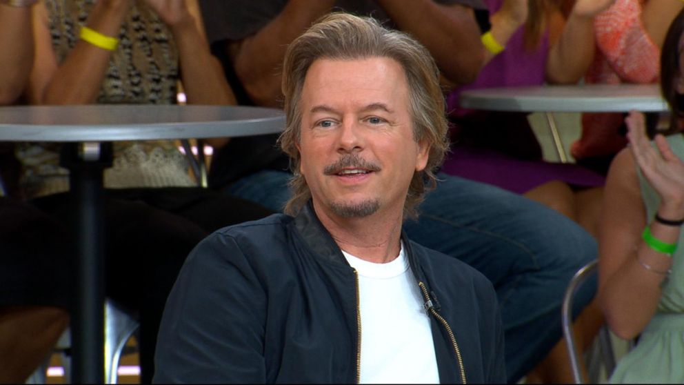 David Spade talks new projects, remembers Kate Spade as ...