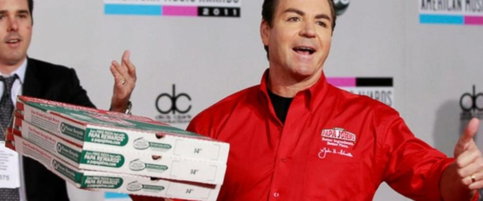 VIDEO: Papa Johns founder accused of sexual harassment